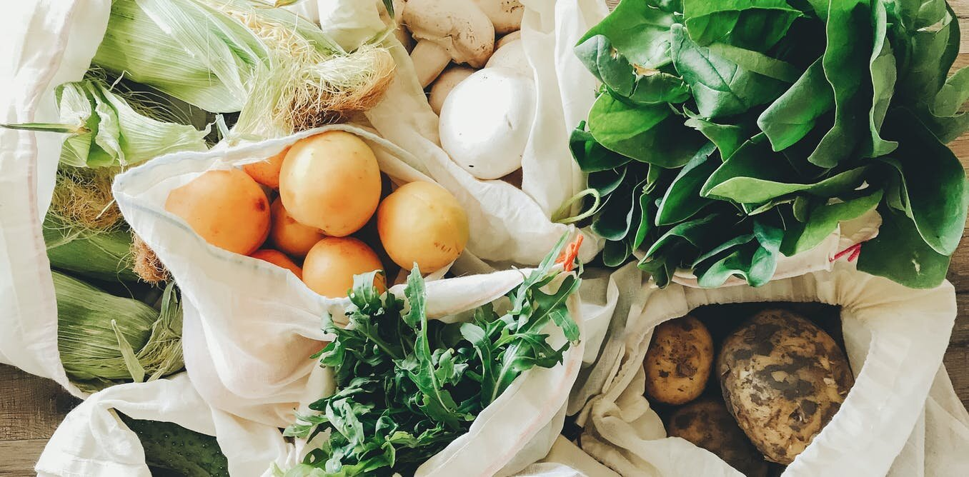 Lockdown is an opportunity to change food habits for good